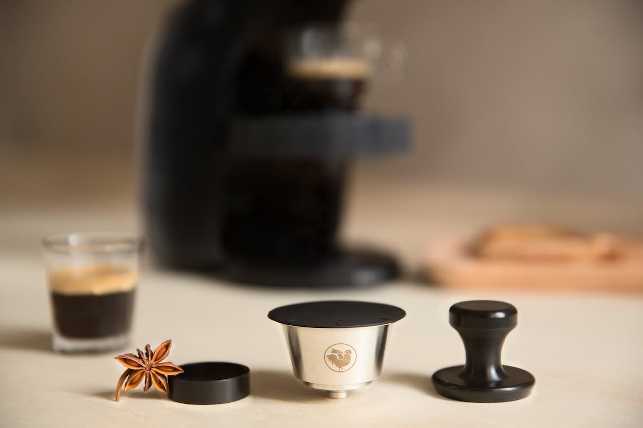 WayCap for Dolce Gusto Refillable Capsule