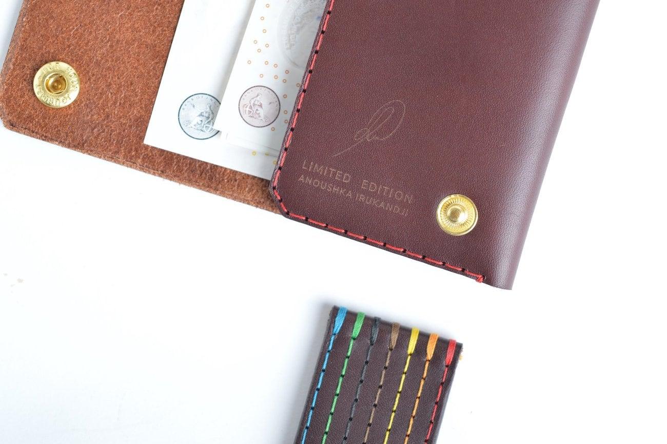 Wingback X Anoushka Irukandji Limited Edition Cash Wallet