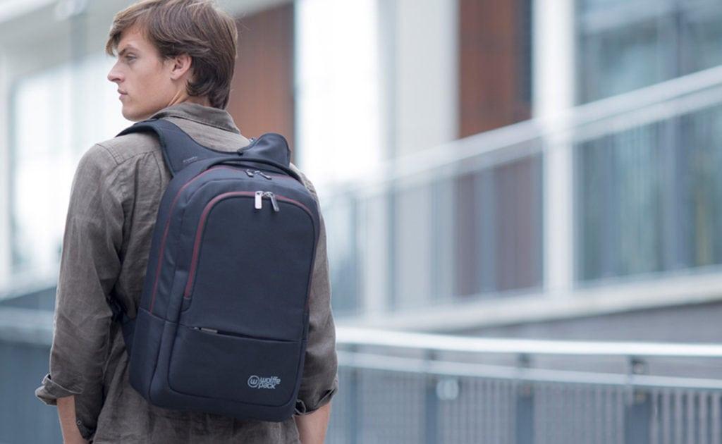 5c27d168cbc6 Wolffepack+Metro+Sleek+Commuter+Backpack
