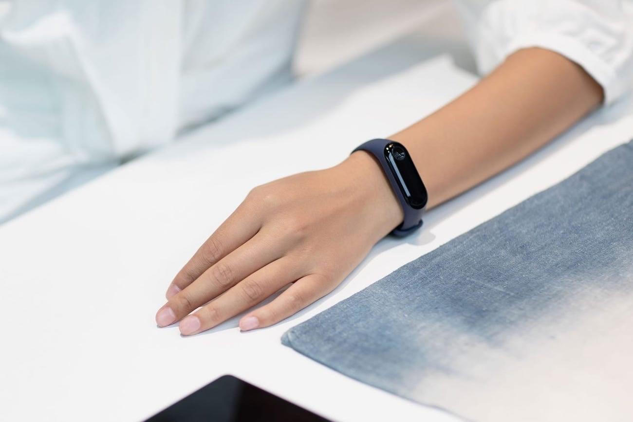 Xiaomi Mi Band 3 Wearable Fitness Tracker