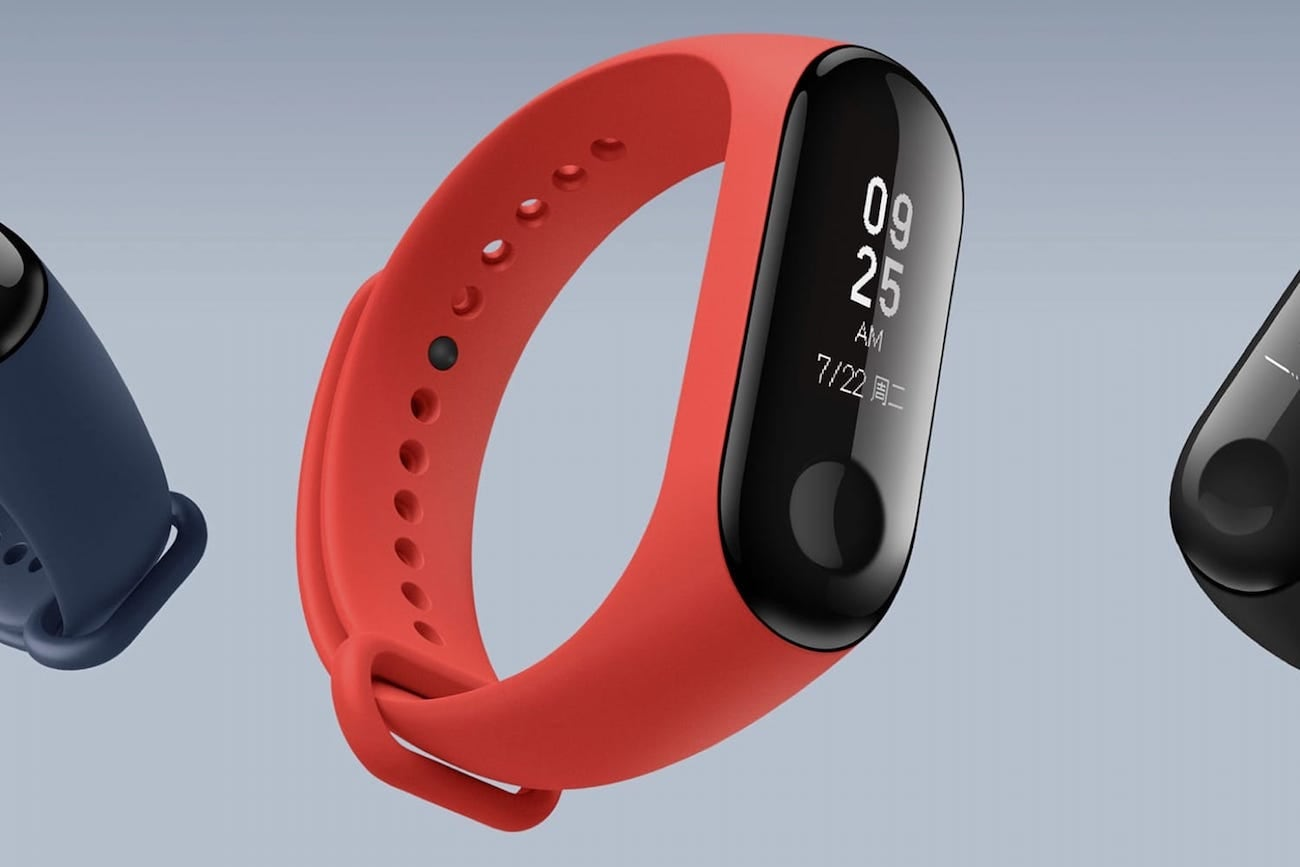 Xiaomi Mi Band 3 Wearable Fitness Tracker » Gadget Flow
