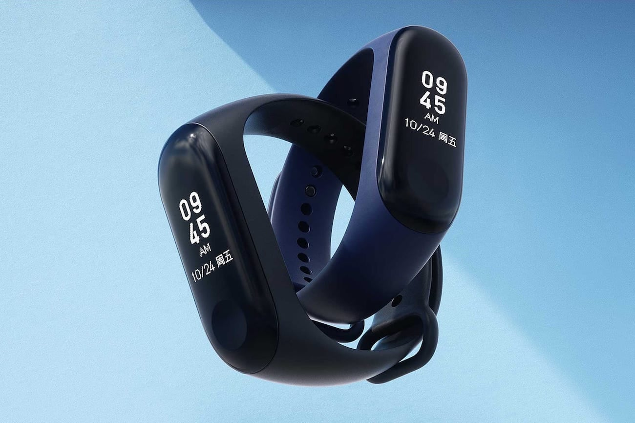 Xiaomi Mi Band 3 Wearable Fitness Tracker
