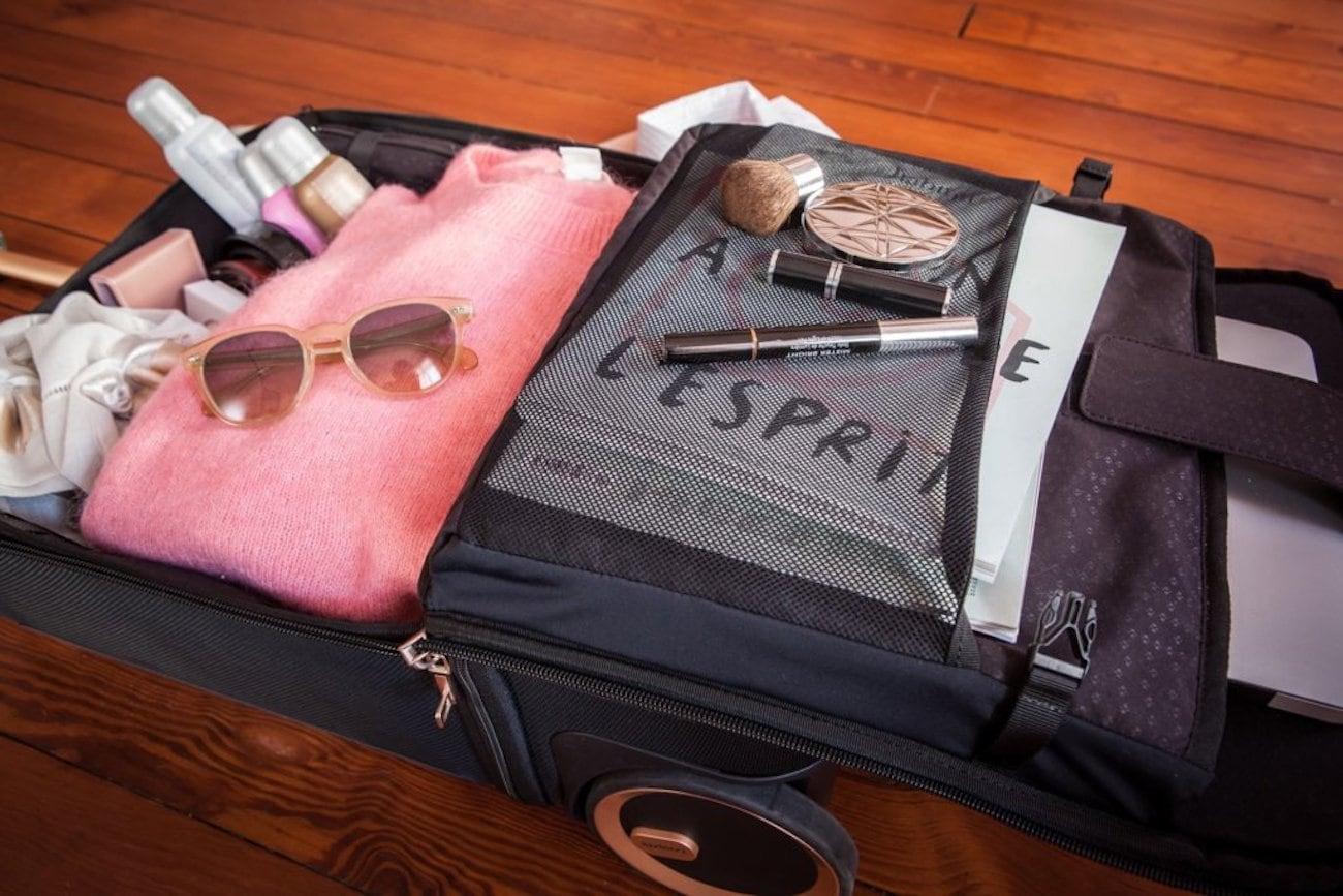 Xtend Smart Expandable Carry-On Suitcase