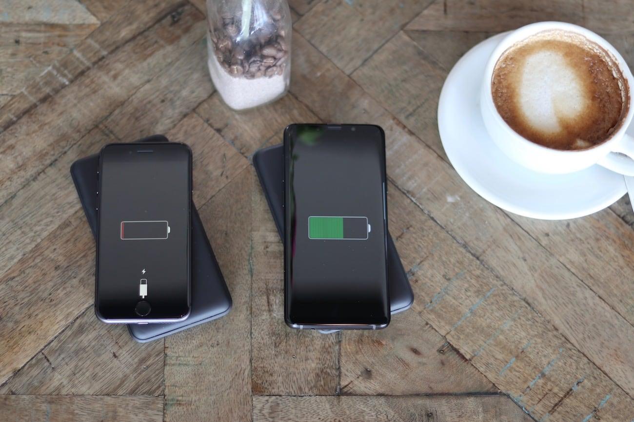 YOOLOX Wireless Charging Power Bank