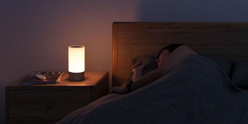 Control Bedside Lamp