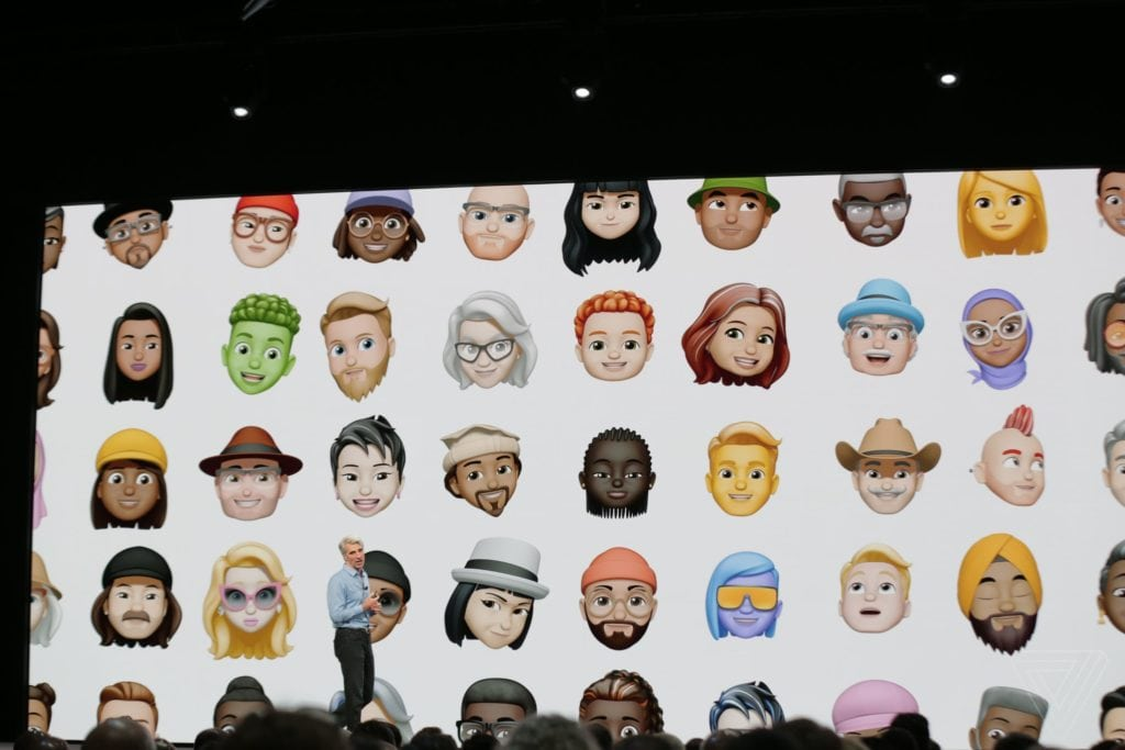 Memoji / Image Credits: The Verge