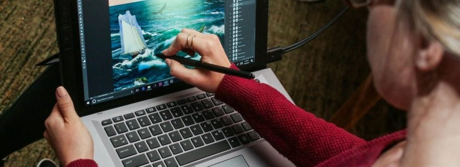 The new HP ZBook x2 is a remarkable 4-in-1 workstation