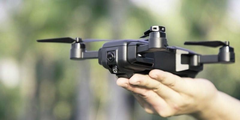 5 drones para principiantes menos de $ 500