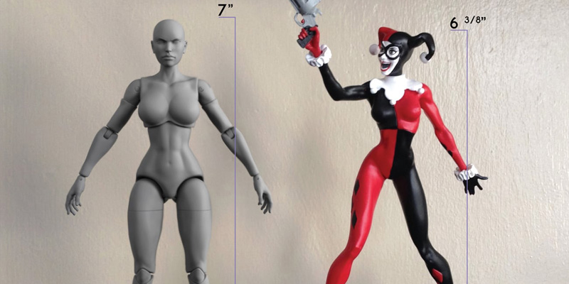superheroine action figures 02