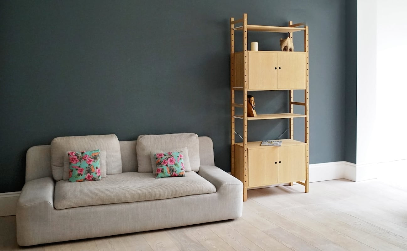 .system Contemporary Modular Storage System