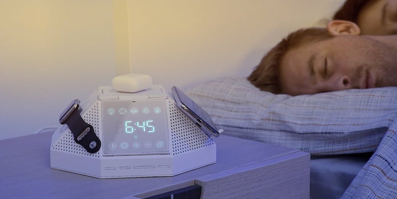 8 Smart alarm clocks that will always wake you up on time