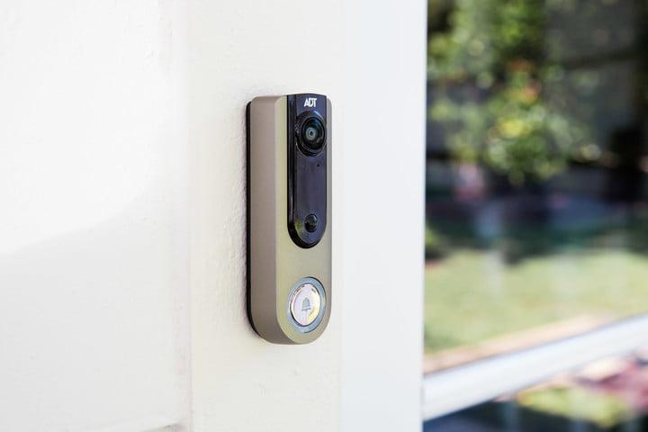 ADT Home Security Video Doorbell