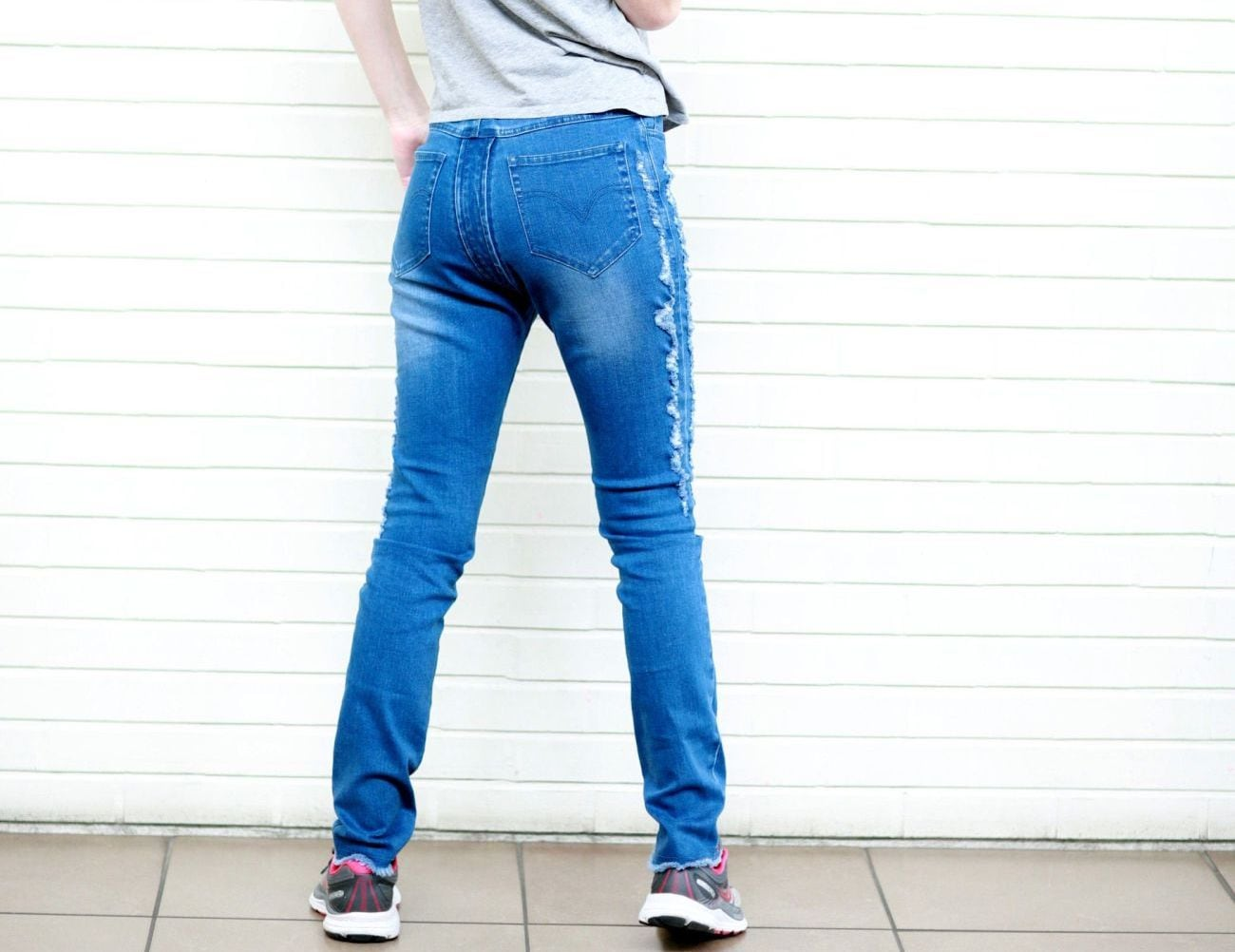 Aielowu Jeannie Ultra Comfortable Jeans