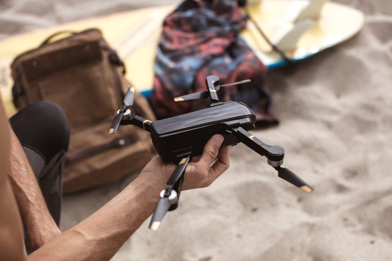 Airlango Mystic Autonomous Smart Drone
