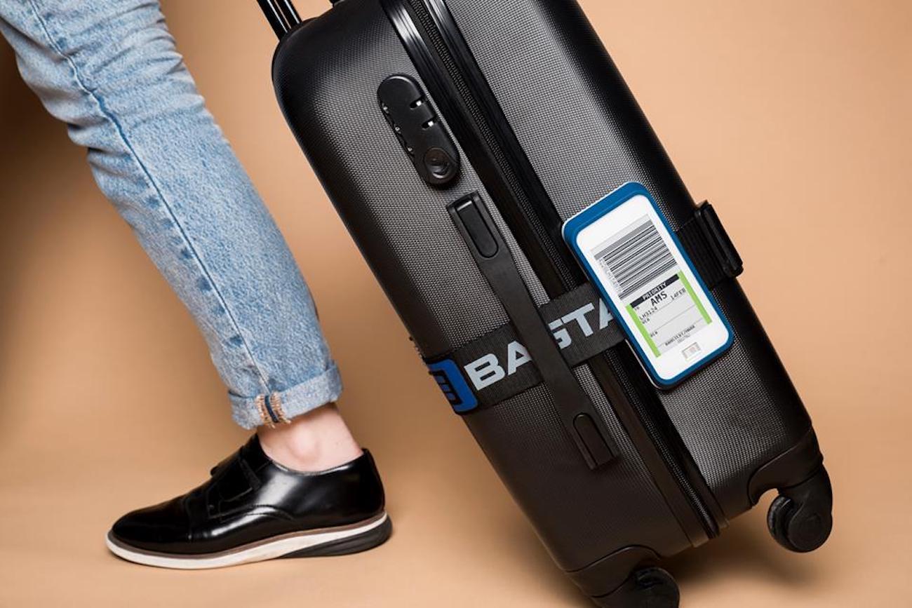 BAGTAG Electronic Luggage Label