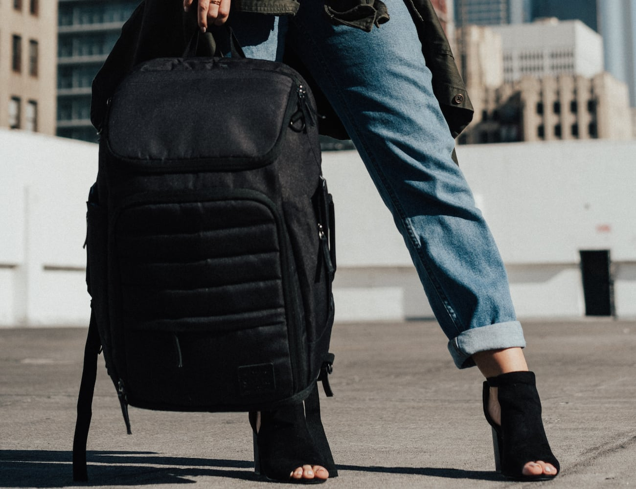 BRIIDGS 2-in-1 Carry-On Bag