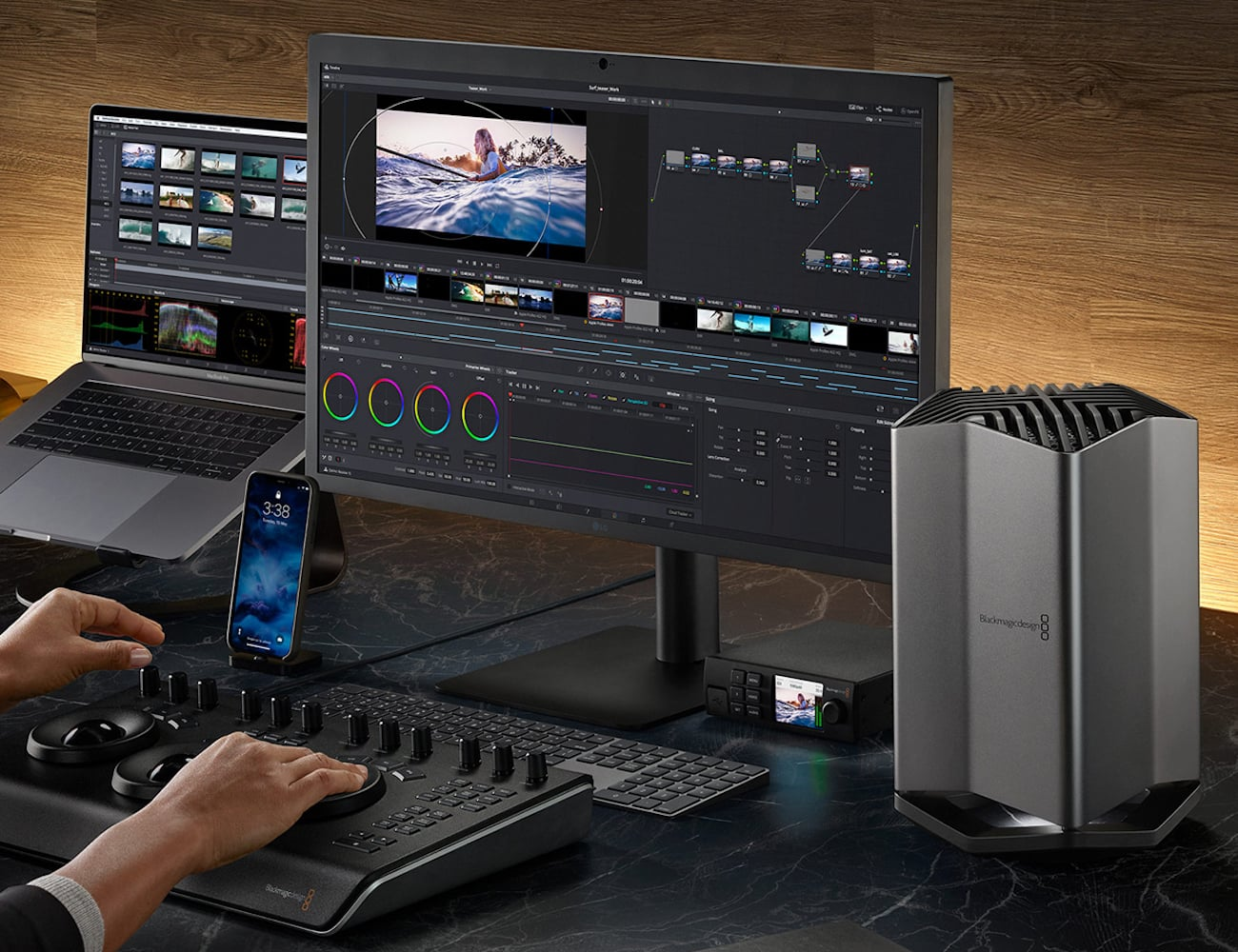 Blackmagic eGPU Pro External Graphics Processor