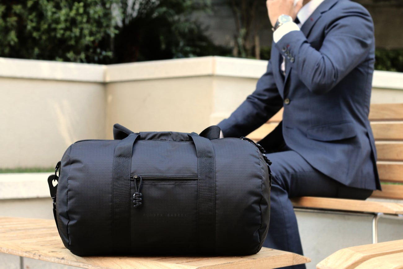 Bomber & Company Bomber Barrel Duffle Bag