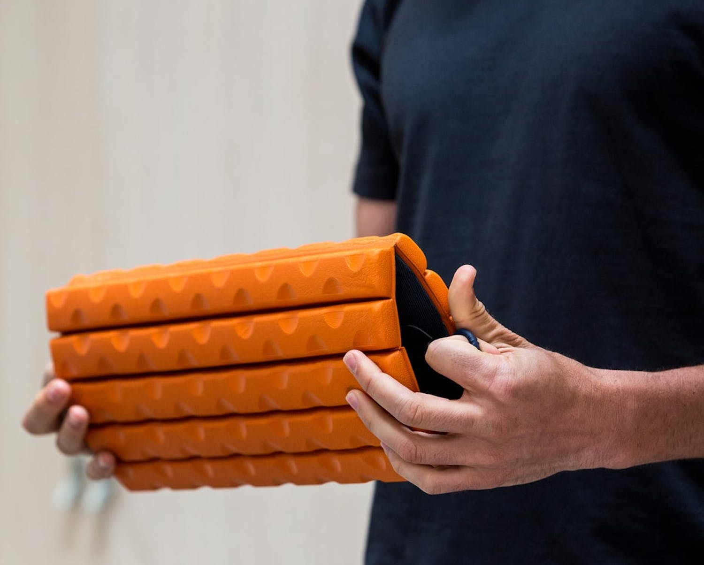 Brazyn The Morph TREK Collapsible Foam Roller