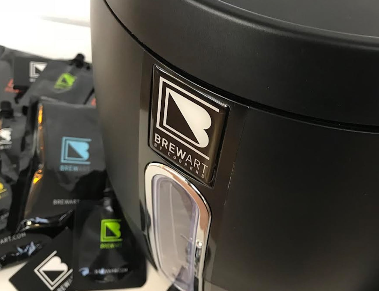 BrewArt Automated Personal Brewing System