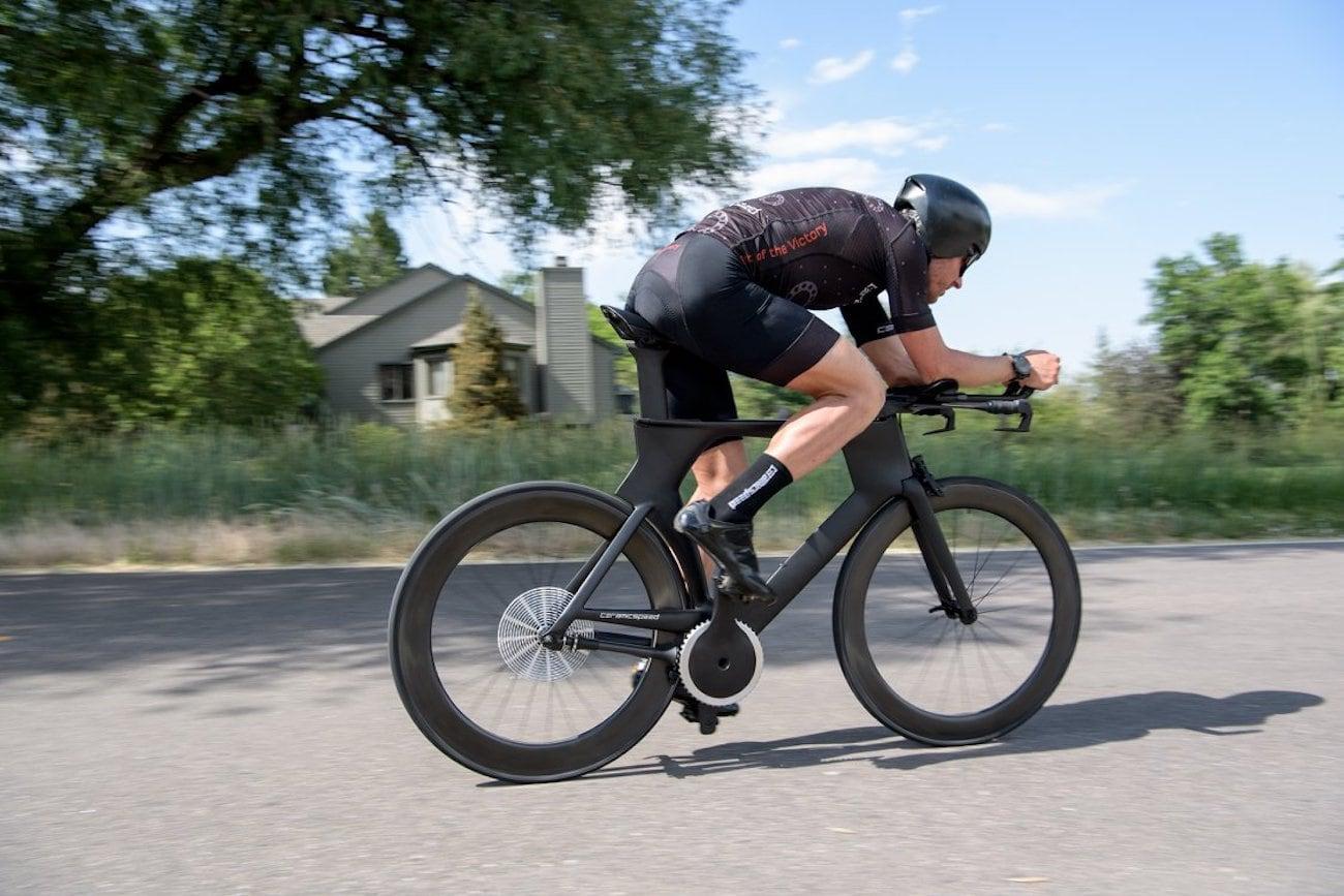 CeramicSpeed Driven Chainless Bike Drivetrain