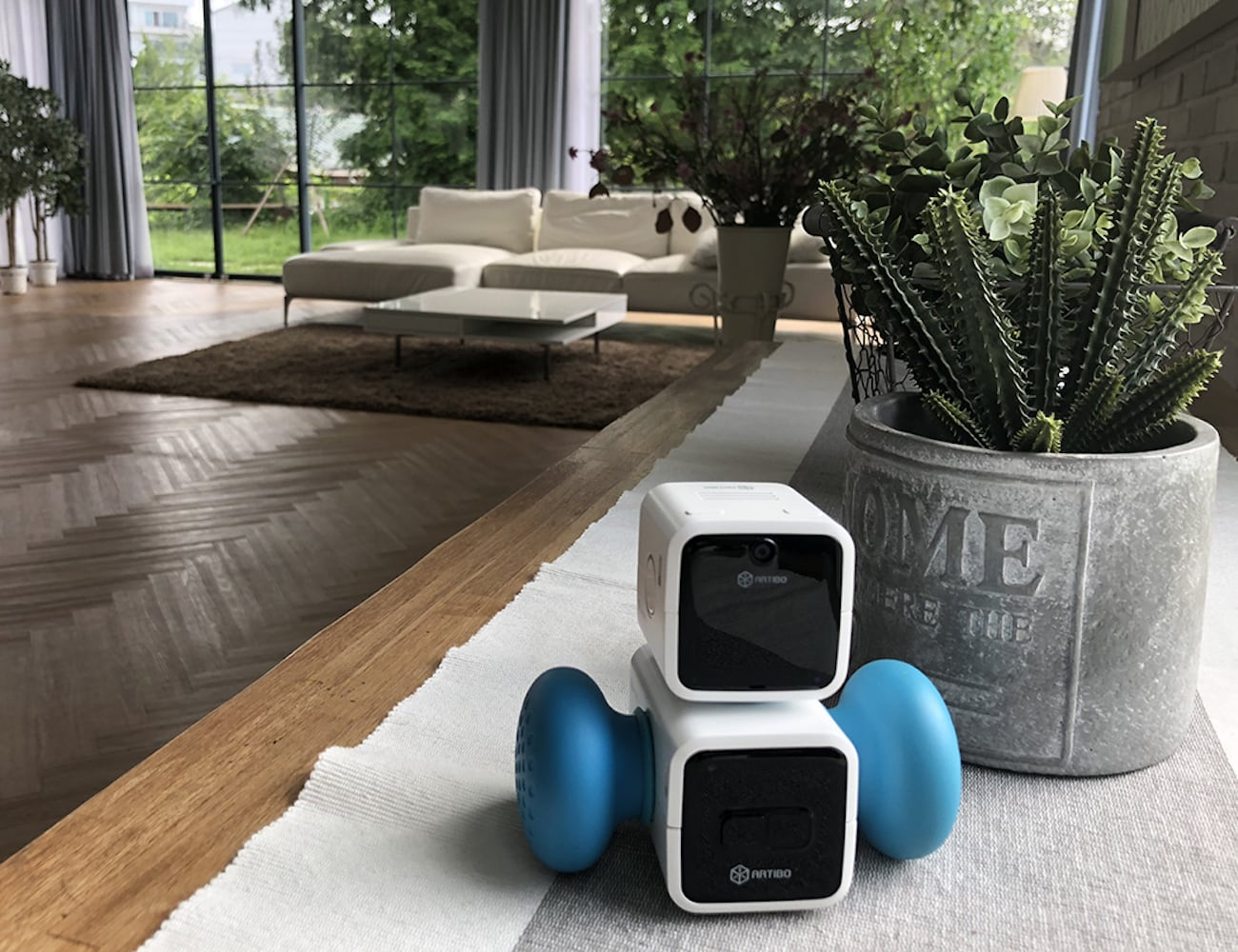 Cubroid Artibo Educational Companion Robot