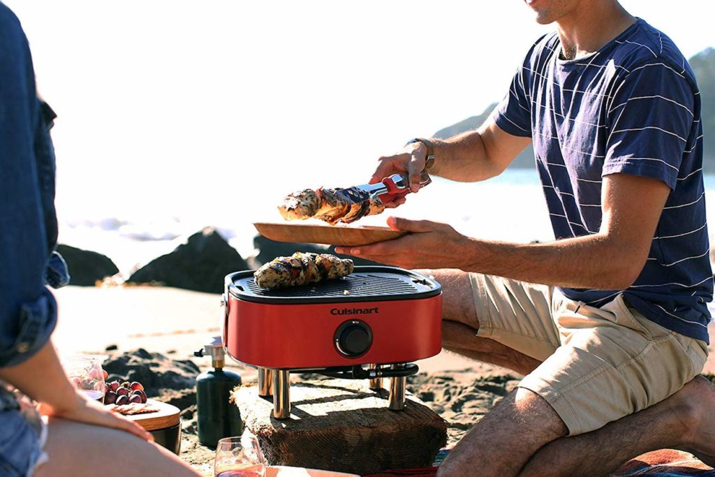 Cuisinart+Venture+Portable+Gas+Grill
