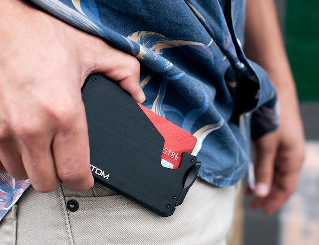 Fantom F10 Slim Aluminum Wallet