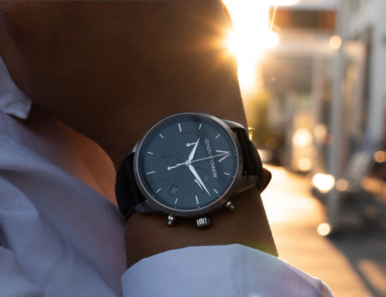 Generationnow High-Quality Swiss Brand Watch