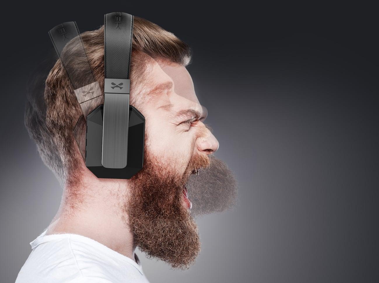 Ghostek soDrop 2 Wireless Over-Ear Headphones
