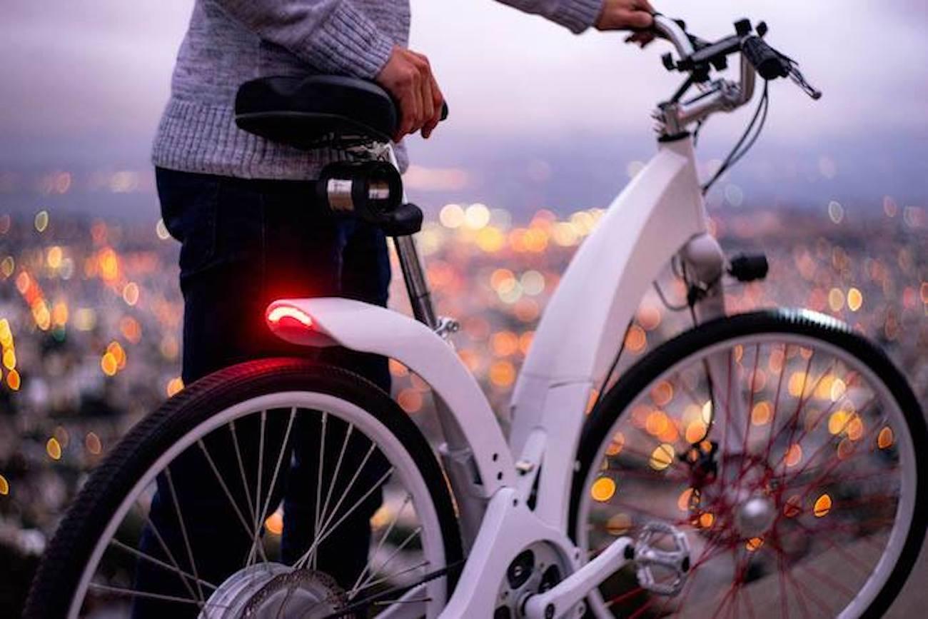 Gi Fly Quick Folding Electric Bike