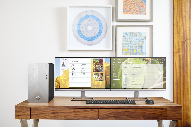 HP 590-p0050 Pavilion Desktop Computer