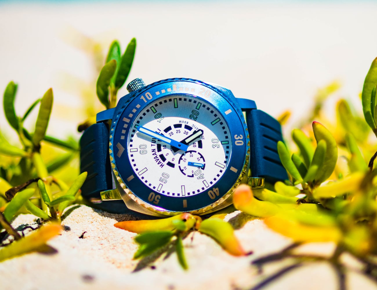 Havaan Code Zero-6 Limited Edition Diving Watch