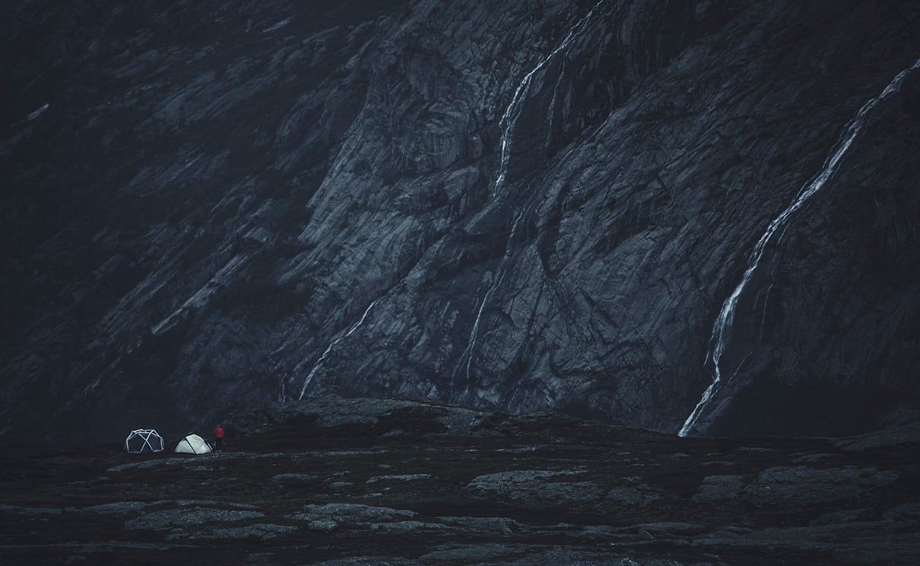 Heimplanet The Cave Inflatable Tent Kit
