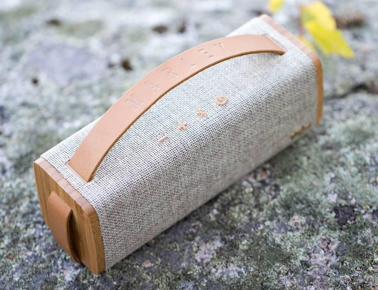 House of Marley Riddim Portable Bluetooth Speaker