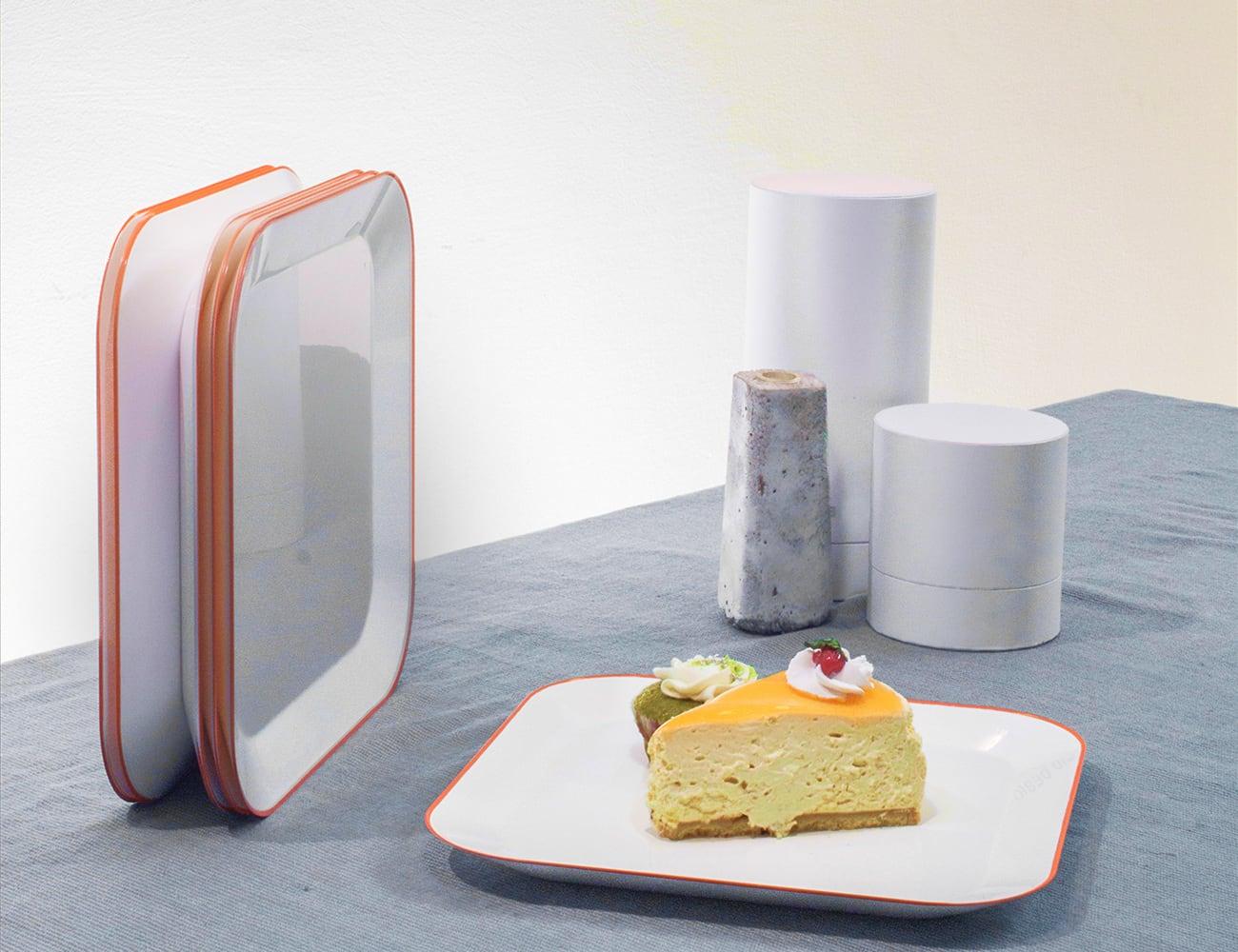 Huddle – Eco-Friendly Space Saving Dinnerware