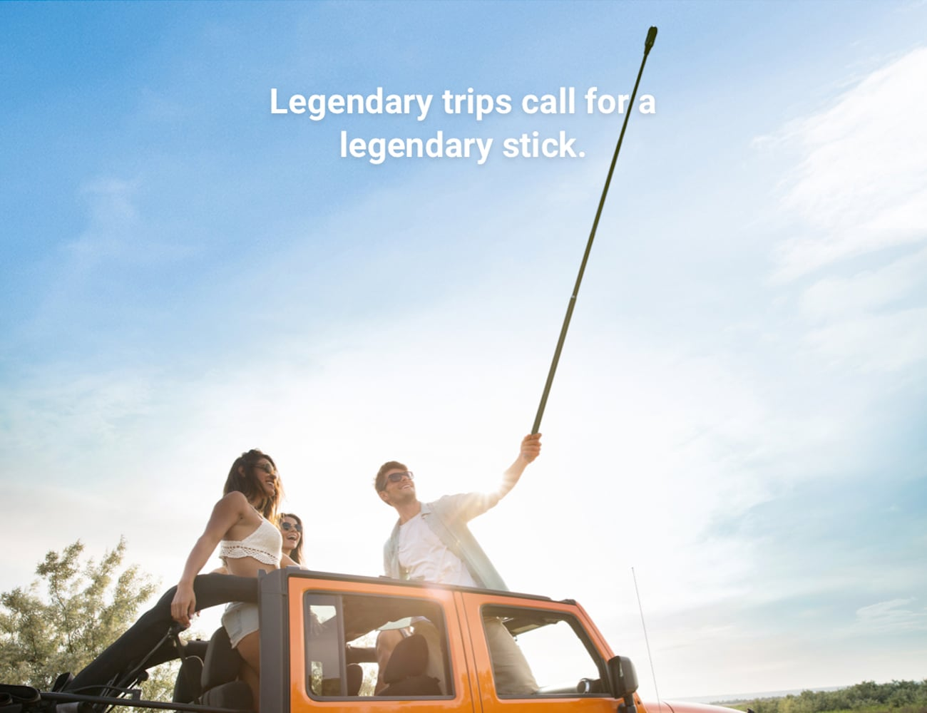 Insta360 Extended Edition Selfie Stick