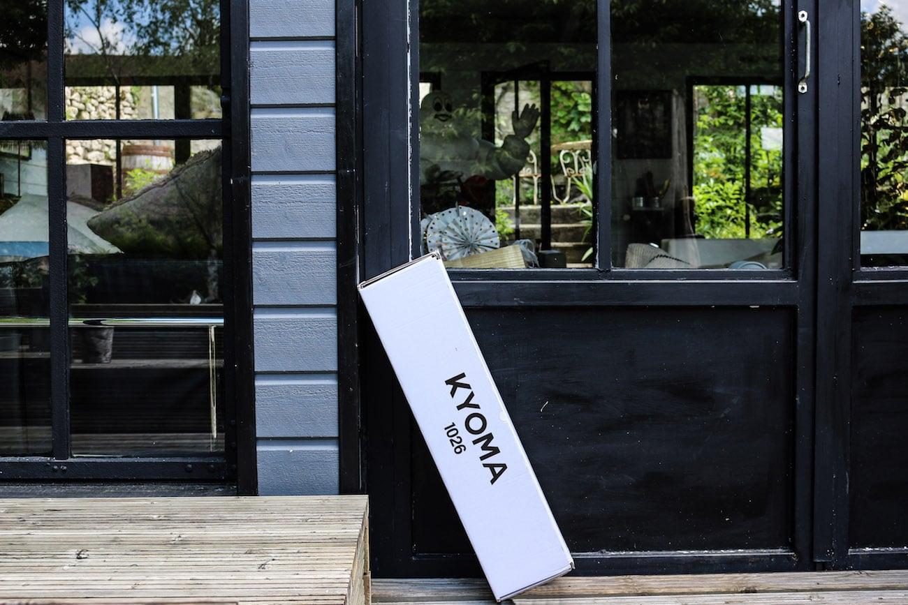Kyoma Instructional Yoga Mat Gadget Flow