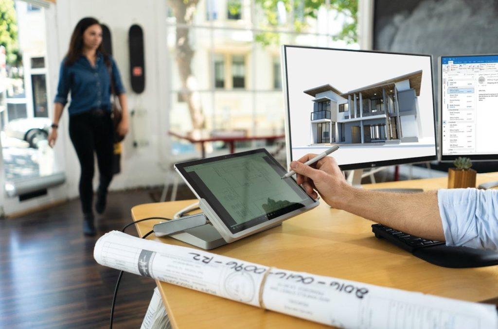 Kensington+Dual+4K+Surface+Pro+Docking+Station