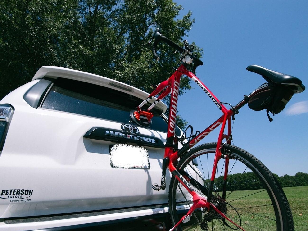 Kupper Mounts Next Generation Bike Rack