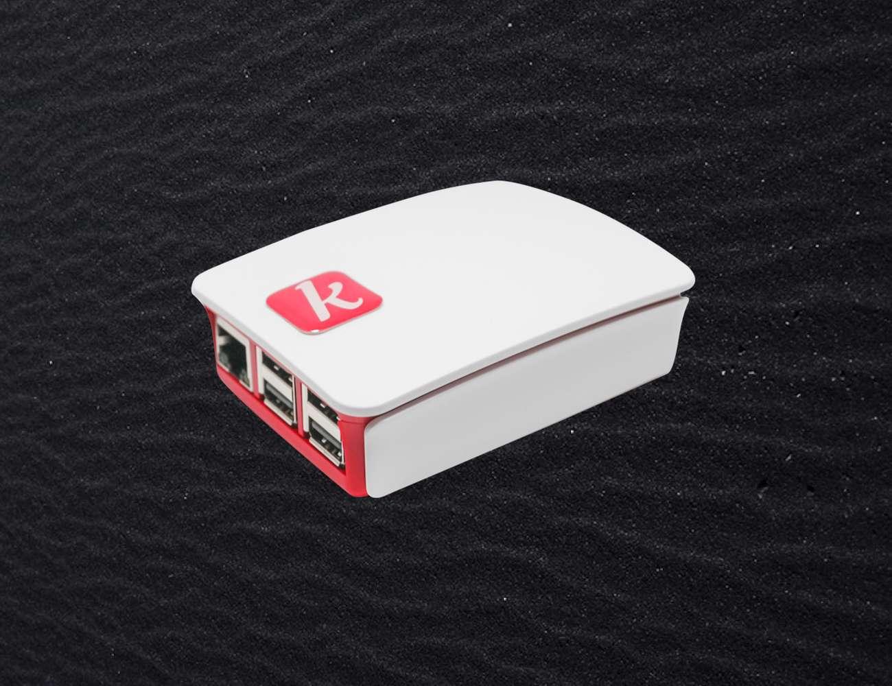 Kwilt Shoebox Plus Unlimited Personal Storage Device