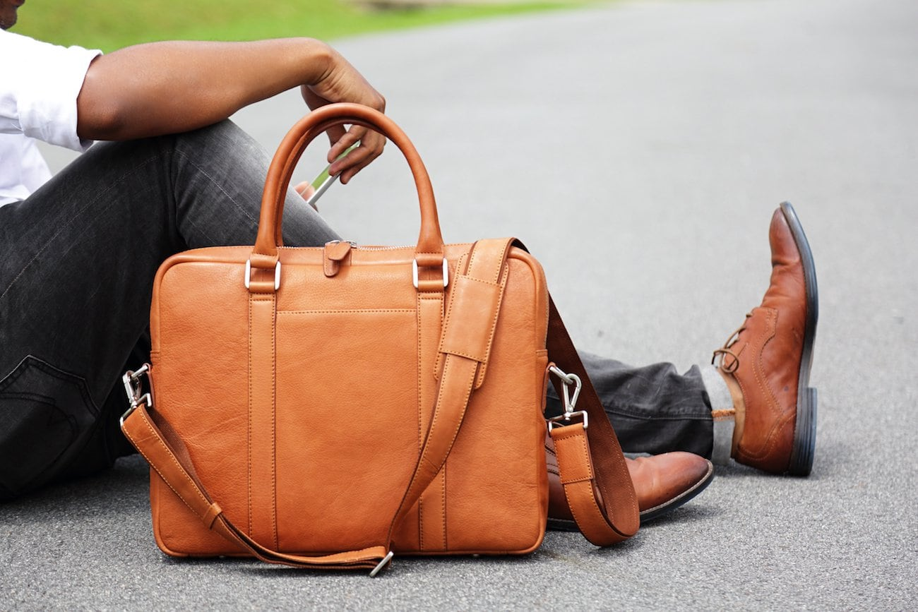 LAVNG Eco-Friendly Leather Goods