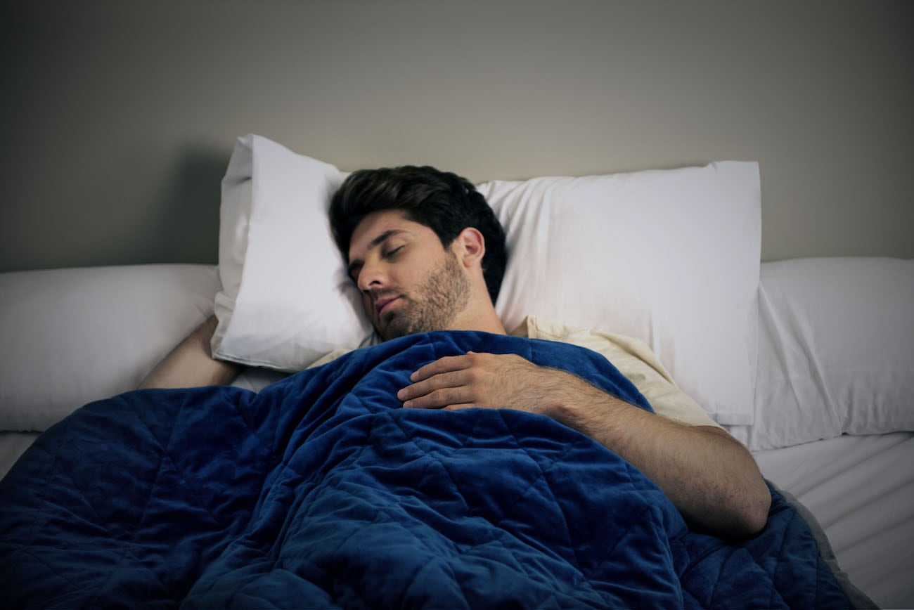 LEVIA Relaxing Weighted Blanket