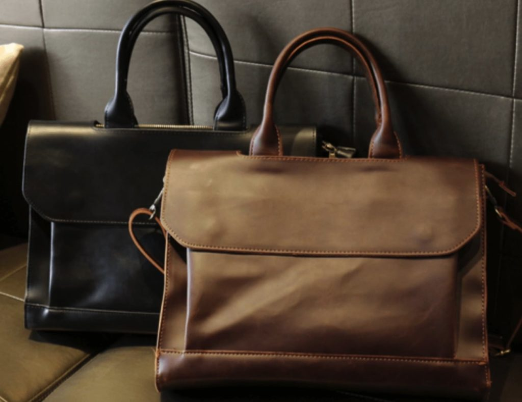 Luxury+Vintage+Everyday+Laptop+Bag