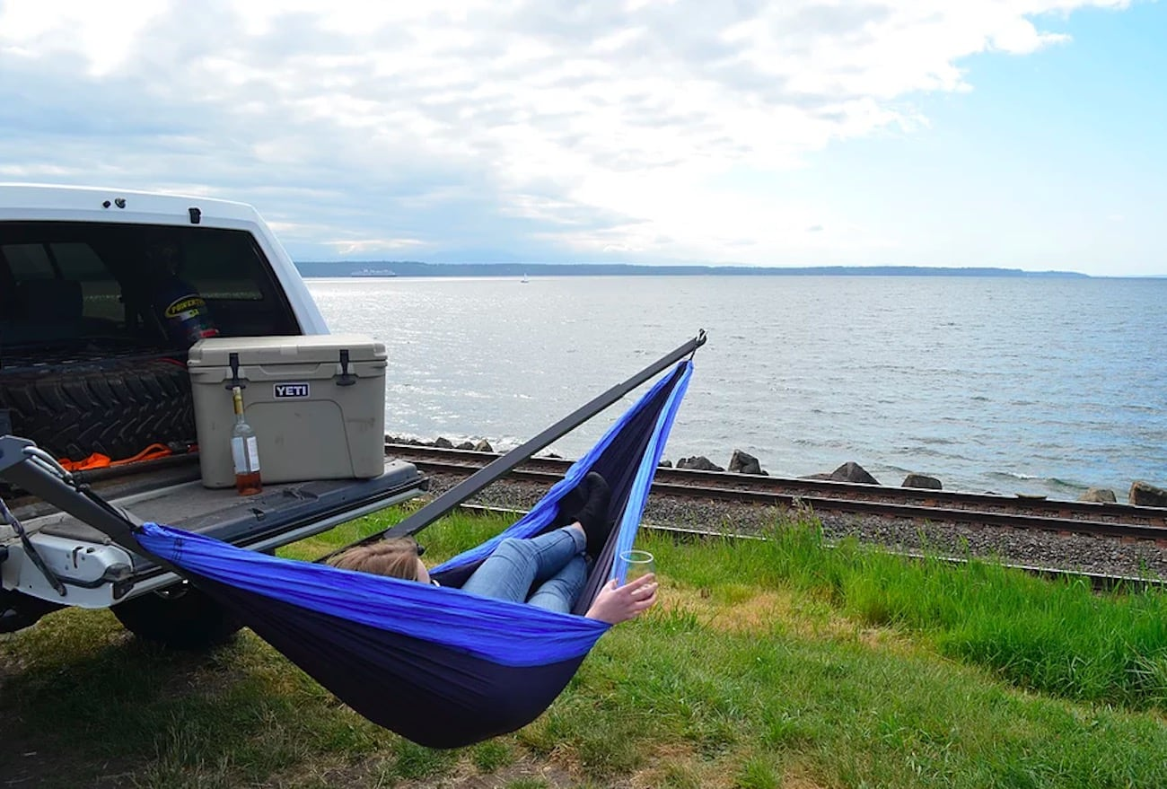 McLean Metalworks Self-Contained Hammock Mount