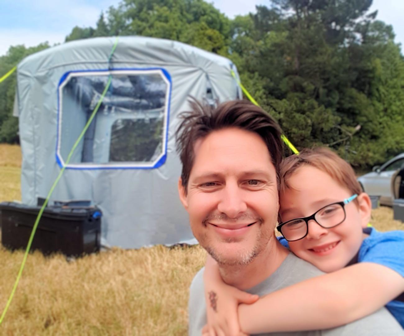 Mi-Camp ONE Modular Easy Pitch Tent