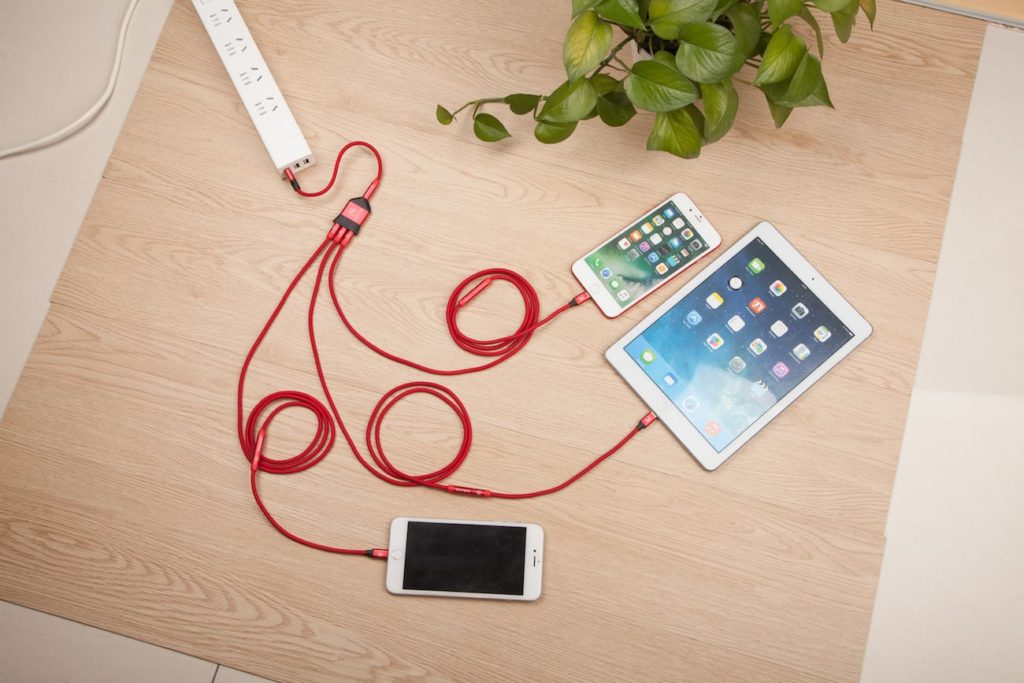 MiGU+Bear+3+Extensible+Charging+Cable+Kit