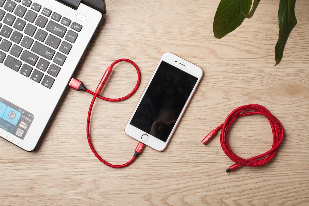 MiGU Bear 3 Extensible Charging Cable Kit