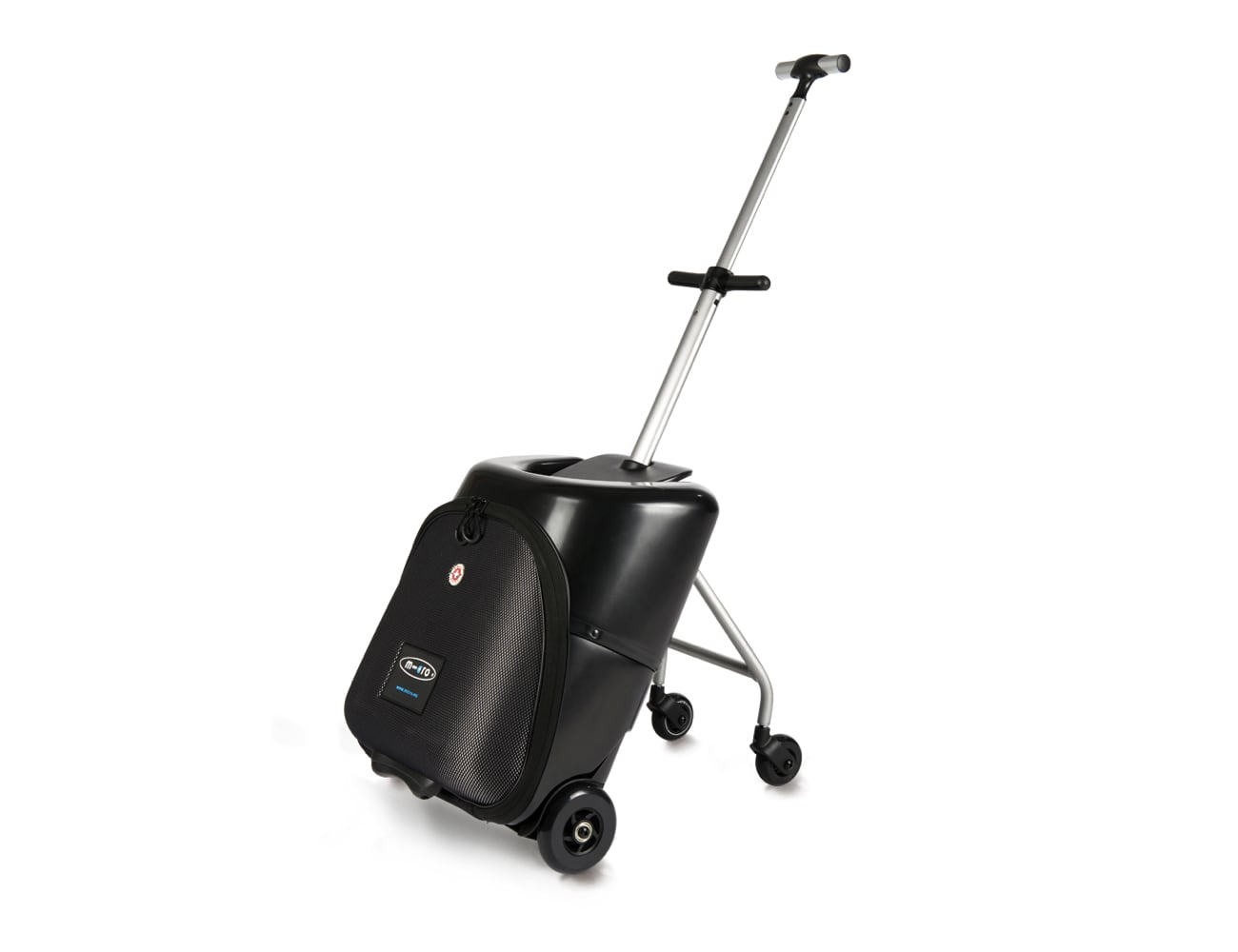 Micro Lazy Luggage Smart Travel Companion