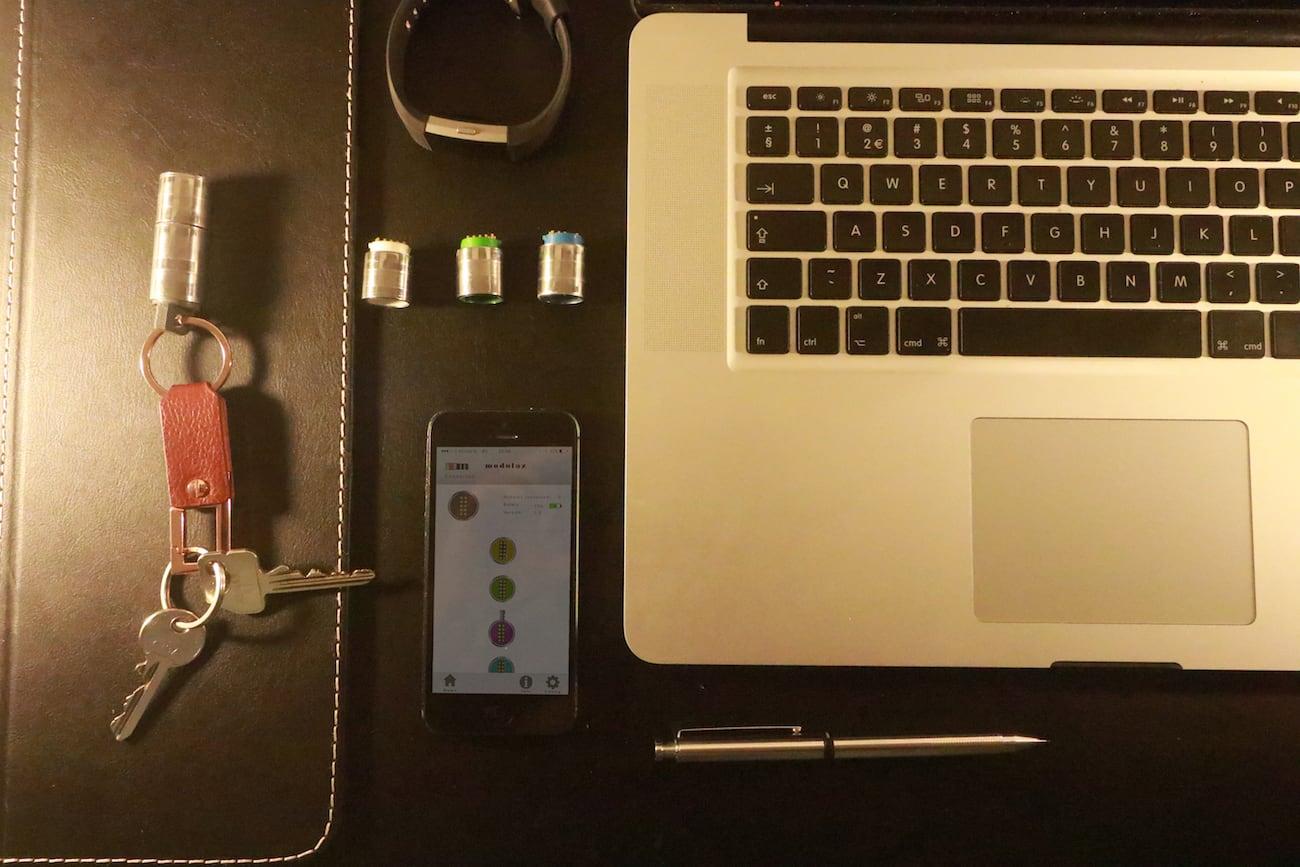 Modulaz Modular Keychain Gadget